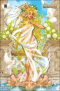 Grimm Fairy Tales Presents Godstorm Vol 1 2-D