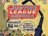 Justice League of America Vol 1 73