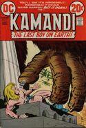 Kamandi Vol 1 7