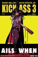 Kick-Ass 3 Vol 1 1 Cover 1