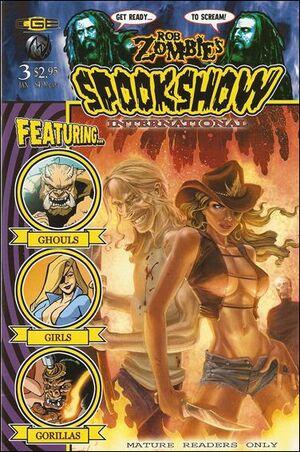 Rob Zombie's Spookshow International Vol 1 3