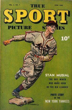 True Sport Picture Stories Vol 1 19