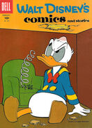 Walt Disney's Comics and Stories Vol 1 209
