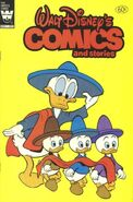 Walt Disney's Comics and Stories Vol 1 499