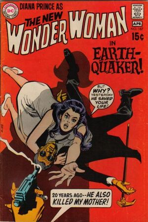 Wonder Woman Vol 1 187
