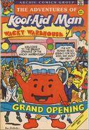 Adventures of Kool-Aid Man Vol 1 5-B