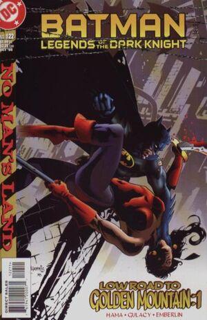 Batman Legends of the Dark Knight Vol 1 122