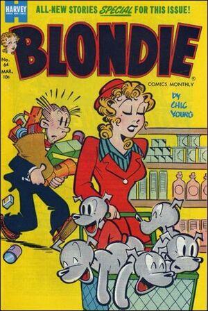 Blondie Comics Vol 1 64