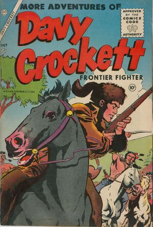 Davy Crockett Vol 2 2
