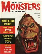 Famous Monsters of Filmland Vol 1 6