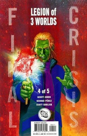 Final Crisis Legion of 3 Worlds Vol 1 4