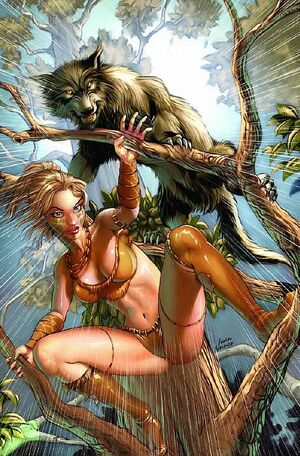 Grimm Fairy Tales Presents The Jungle Book Last of The Species Vol 1 3-PA