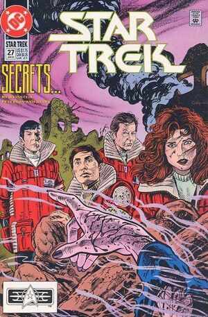 Star Trek (DC) Vol 2 27