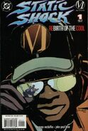 Static Shock Rebirth of the Cool Vol 1 1