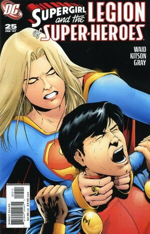 Supergirl and the Legion of Super-Heroes Vol 1 25