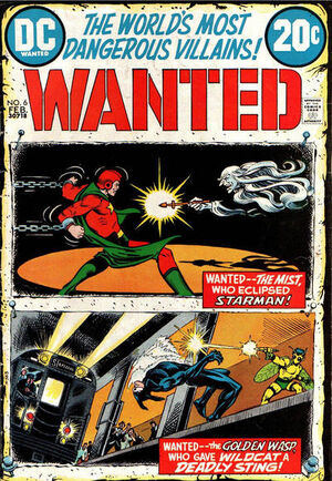 Wanted (DC) Vol 1 6