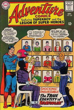 Adventure Comics Vol 1 336