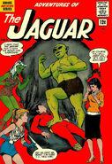 Adventures of the Jaguar Vol 1 7