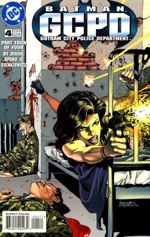 Batman GCPD Vol 1 4