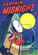 Captain Midnight Vol 1 45