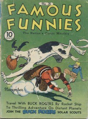 Famous Funnies Vol 1 76