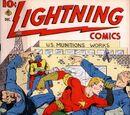 Lightning Comics Vol II 4