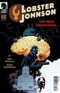 Lobster Johnson The Iron Prometheus Vol 1 3