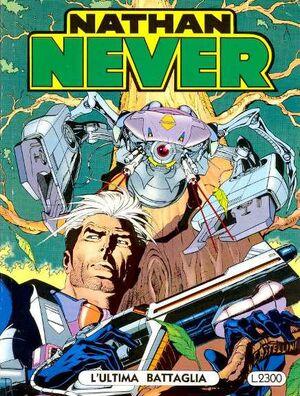 Nathan Never Vol 1 12