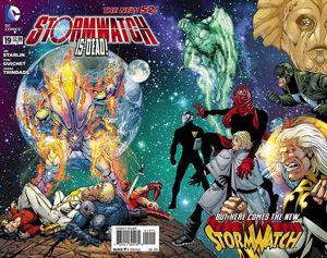 Stormwatch Vol 3 19