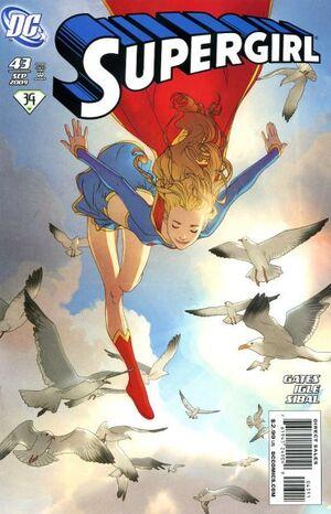 Supergirl Vol 5 43