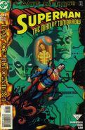 Superman Man of Tomorrow Vol 1 15