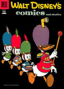 Walt Disney's Comics and Stories Vol 1 210