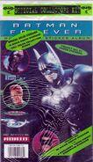 Batman Forever Movie Photo Sticker Album