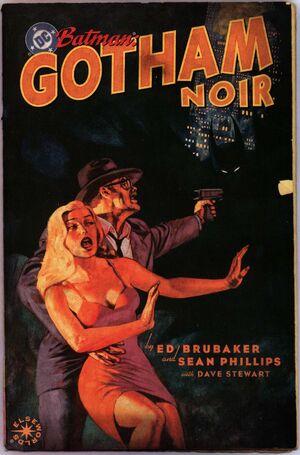 Batman Gotham Noir Vol 1 1