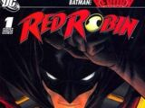 Red Robin Vol 1 1