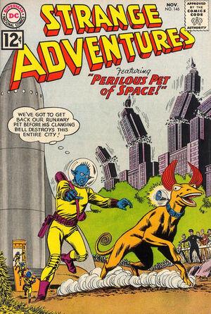 Strange Adventures Vol 1 146
