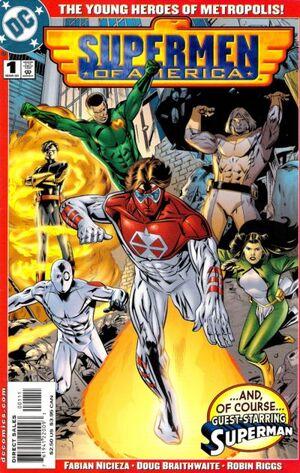 Supermen of America Vol 2 1