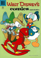 Walt Disney's Comics and Stories Vol 1 190