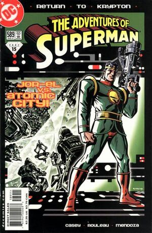 Adventures of Superman Vol 1 589