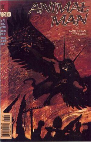 Animal Man Vol 1 76