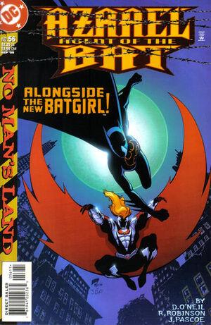 Azrael Agent of the Bat Vol 1 56