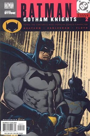 Batman Gotham Knights Vol 1 2