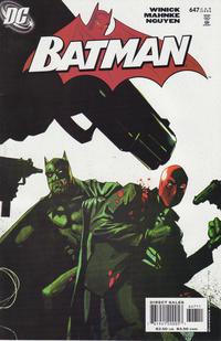 Batman Vol 1 647