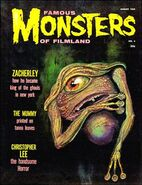 Famous Monsters of Filmland Vol 1 4