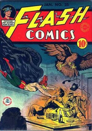 Flash Comics Vol 1 25