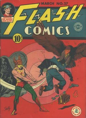 Flash Comics Vol 1 27