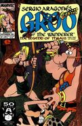 Groo the Wanderer Vol 1 81