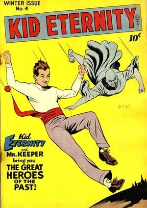 Kid Eternity Vol 1 4