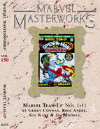 Marvel Masterworks Vol 1 150