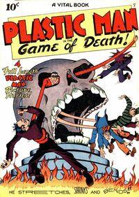 Plastic Man Vol 1 1